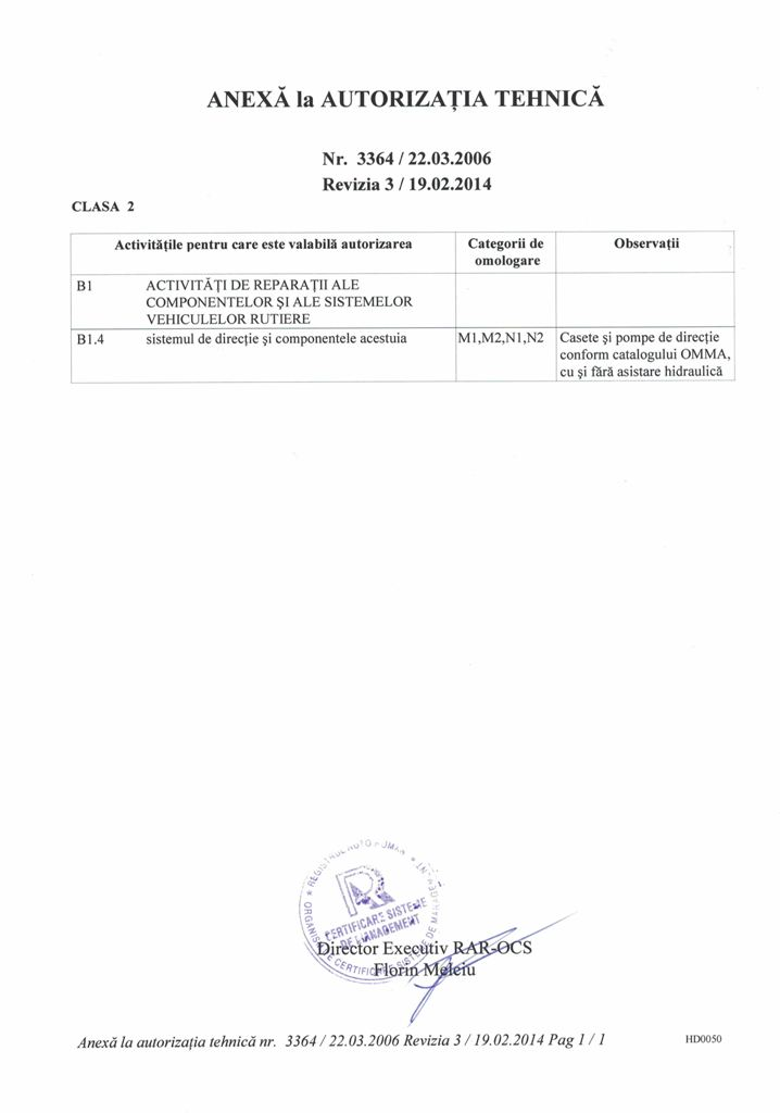 Autorizatie MEDES 2014 p2