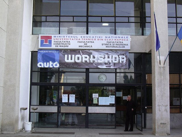AutoTehnica Workshop
