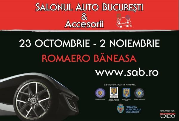 Salonul Auto BUCURESTI & Accesorii – SAB&A